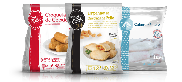 Productos Ibercook Food Service